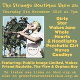 The Strange Boutique Show 251