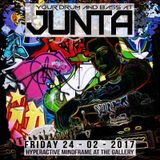 G:Frame Promo Mix; Hyperactive Mindframe Solo; Junta Sessions 24th Feb; The Gallery