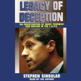 LEGACY OF DECEPTION - WHAT YOU DON'T KNOW ABOUT THE OJ SIMPSON TRIAL -- STEPHEN SINGULAR LIVE