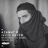 Azamat B Invite Raven - 02 Mars 2016