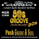 GROOVE PUSHING