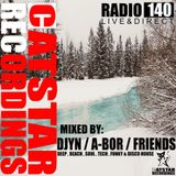 CATSTAR RECORDINGS RADIO SHOW 140