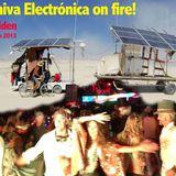 Skipper Unlimited - La Chiva Electrónica on fire!