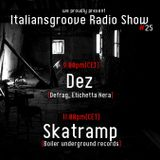 Skatramp @ Svarioni Premeditati_Italiansgroove Radio Show 04/07/2013