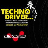 Christian Venegas @ Techno Driver, hosted by Katsuhiro [01-09-2014]