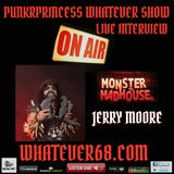 PunkrPrincess Whatever Show live interview with Jerry Moore live 1/9/2018 only @whatever68.com