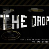 The Drop (show #7) on RadioHudd 18/11/10