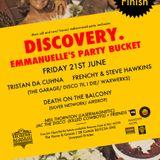 Tristan Da Cunha & Frenchy - Disco Till I Die mix