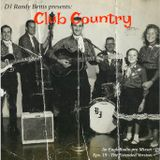 DJ Randy Bettis presents_Club Country - The Extended Version
