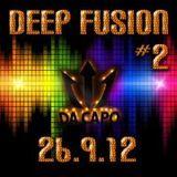 DEEP FUSION #2 by bood - DA CAPO Warnemuende