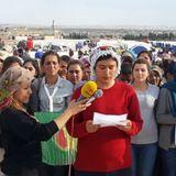 Radio F* und FRB: # Women Rise Up for Afrin