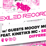 DJ Seven ft. Kinetiks MC - Exiled Recordings Show Mini-Mix • Sept 2016