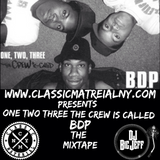 "CLASSIC MATERIAL AND DJ BIG JEFF PRESENTS ""ONE TWO THREE THE CREW IS CALLED BDP MIX"""
