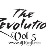 The Revolution Vol 5 Gospel MixTape (DJ Kanji)