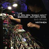 Hataken - Live at ZEN ZEN presents _ Shinka Night _2nd stage