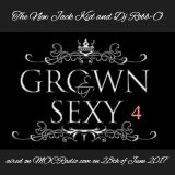 Grown and Sexy Happy Hour Mix on THE MID NOON HEAT SHOW w/ The New Jack Kid mocradio.com 28 Jun 2017