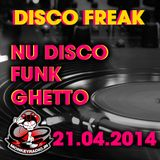 Disco Freak feat AmuL 21-04-2014 [Monkey Radio India]