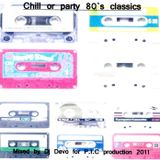 Chill or party 80s soul classics