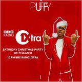 Dj Puffy BBC 1Xtra Christmas Party Guest Mix w/ Seani B