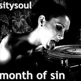 one month of sin
