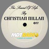 THE SOUND OF LIFE BY CHΓISTIΛΠ ΠILLΛΠ (MDT RADIO)-PROGRAMA 011