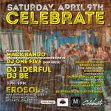 Celebrate April 2016 Promo Mix