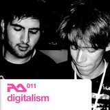 Digitalism - Resident Advisor (RA.011) (22-05-2006)