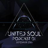United Soul Podcast 01 - September 2016