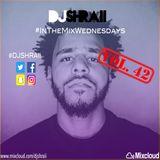 """@DJSHRAII -  """"30 mins of J COLE mix""""  #InTheMixWednesdays Vol 42"""