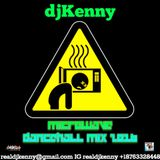 DJ KENNY MICROWAVE DANCEHALL MIX OCT 2016