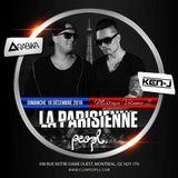 LA PARISIENNE VOL2 - Dj Ken-j & Dj Arabika.