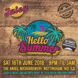 "Jimmy Gooders JUICY ""HELLO SUMMER"" Promo Mix (16-06-18)"