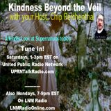 """Beyond the Veil-Special Guest Teal Swan talks her current tour, her book 'The Completion Process"""" an"""