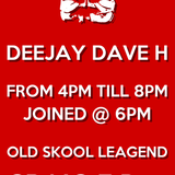 DeeJay Dave H 18th Aug 4 2013 Hour Radio Show