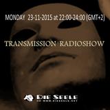 TRANSMISSION RADIOSHOW (23-11-2015)