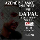 Azeméis Dance Radio Show - Da'Pac - 13-01-2017- 1st Hour Guest Mix Delphunk(NL)