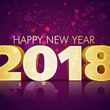 Happy New Year 2018 - ✈✈✈ by LVH