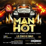 MAN IS HOT PROMO MIX