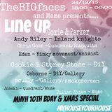 TheBIGfaces & Meme presents. MHYH 10th bday & Christmas 2015  - Coxie & Parker (theBIGfaces)