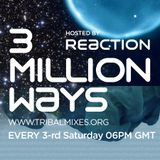 01 - Theta Rhythm - 3 Million Ways 018 @ TM Radio [ 17-dec-2011 ]