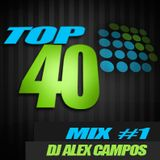 Top 40 EDM Mix DJ Alex Campos