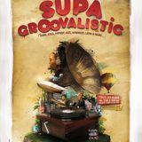 SupaGroovalistic Radio Show - 4-11-10
