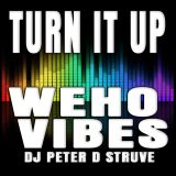 Turn It Up - DJ Peter D Struve - March 2017