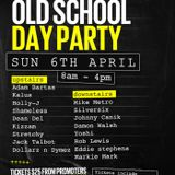 Stretchy vintage mix - Wah Wah Old school Dayparty promo mix