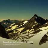 Headset education X-MAS
