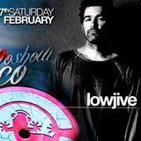 Lowjive - Podenco Radioshow Podcast - Ibiza Global Radio
