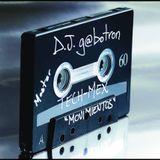 Tech- Mex/ Movimientos. Diez años! Mixed by DJ g@botron in Mexico City 10 years ago!