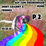 Auf Zum 3Beiniger Hund P2: Meskevin ft. Shiny Granny