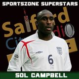 Sportszone Superstars: Sol Campbell
