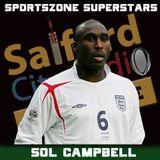 Sportszone Superstars: Sol Campbell